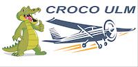 Logo Avion seul bapteme ULM nimes 200x97